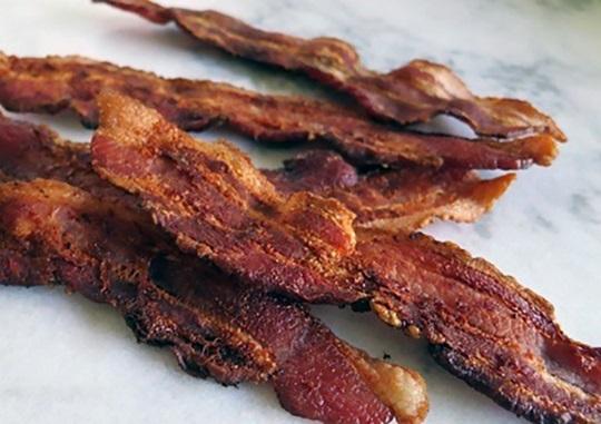 Delicious bacon