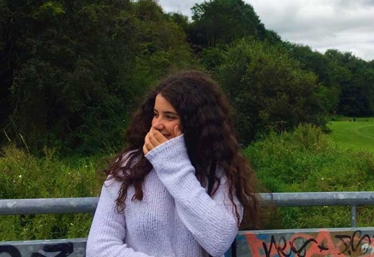 Gabriella Ireland Student Influencer Thumbnail