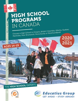 Educatius Group Canada SELECT High Schools