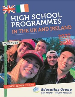 Educatius Group UK and Ireland High School Program