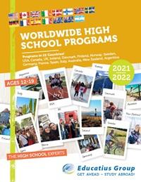 Educatius USA 2021-2022 Worldwide High School Programs Catalog