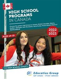 Educatius Canada High School Programs 2022-2023
