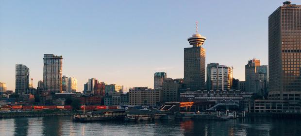 Stadsbild, Vancouver