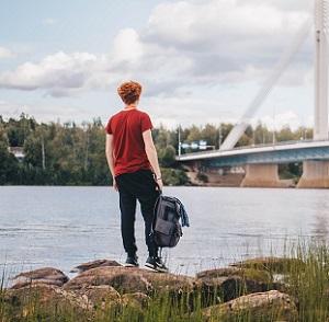 Vaihto-oppilas Suomessa