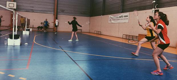 Delta på sport på utveksling i Frankrike