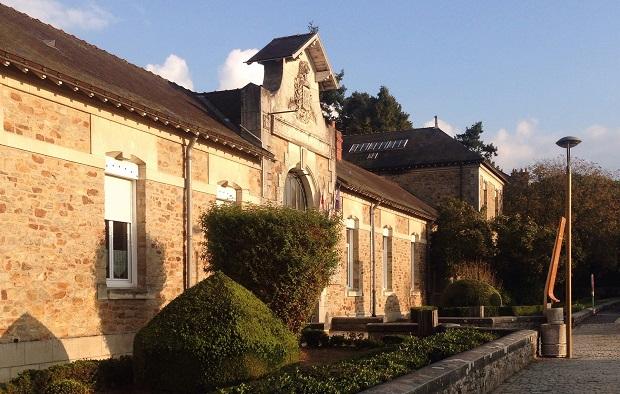 Ranskalainen koulurakennus