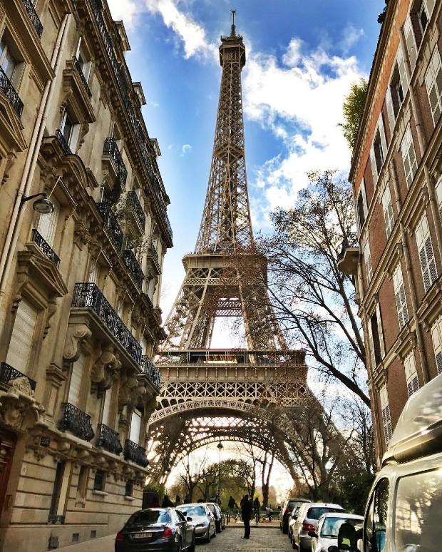 parigi è la tappa d'inizio dell'anno scolastico all'estero in Francia