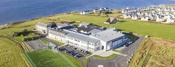 Our Ladys Secondary School - High School i Irland