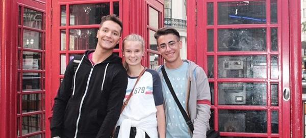 Exchange student in gran bretagna a Londra
