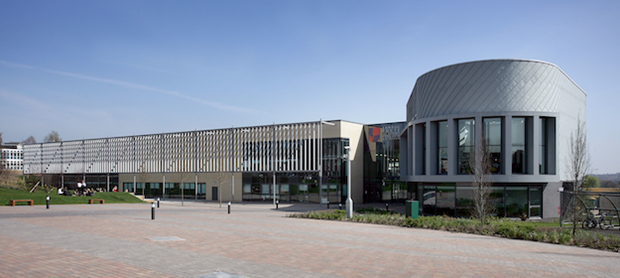 Landau Forte Academy Birminghamin lähellä