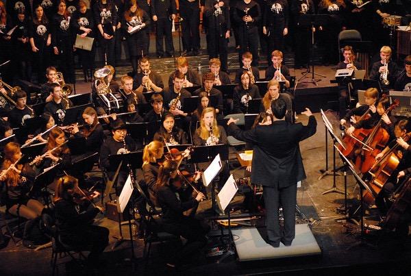 Burr and Burton orchestra