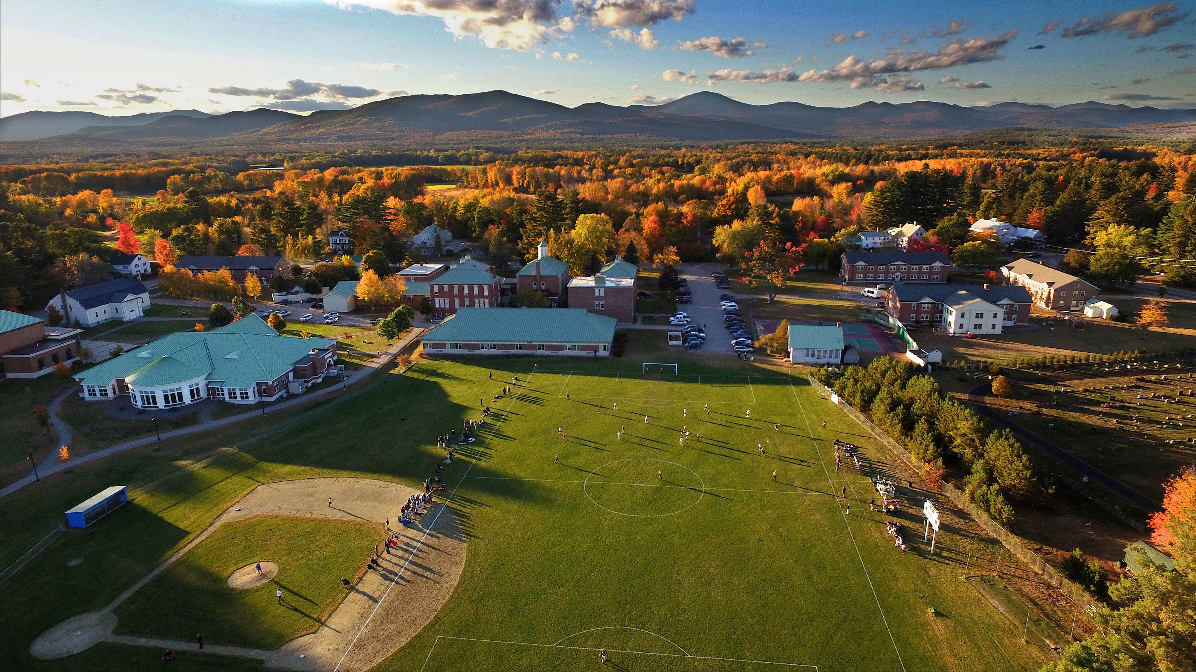 Utveksling i på Freyburg Academy i USA