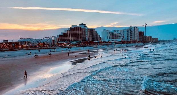 Spiagge della Florida negli Stati Uniti