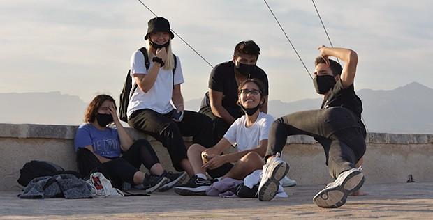 Utbytesstudenter i Spanien