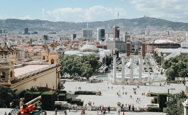 Udveksling i Spanien