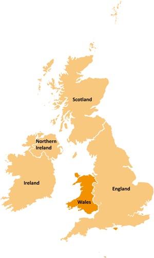 Cartina Regno Unito Con Regioni.Exchange Student Alla Scoperta Della Gran Bretagna Astudy