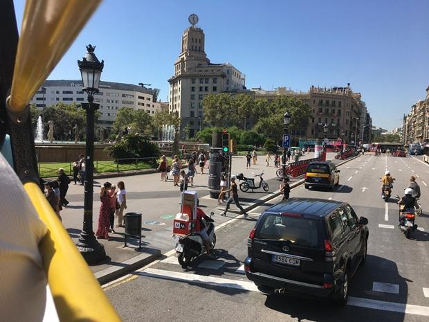 street view barcelona