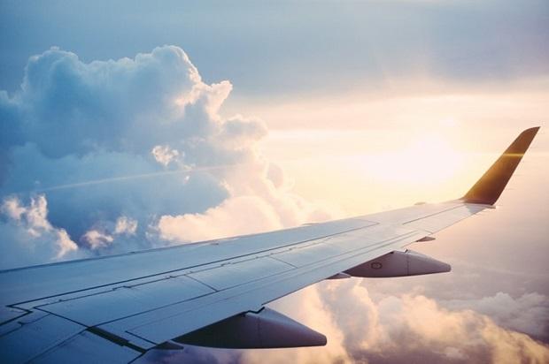 Vaihto-oppilaan näkymiä lentokoneesta