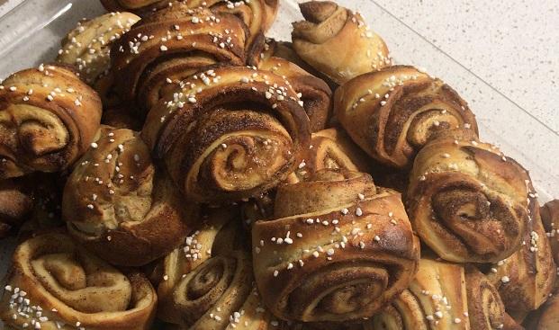 Finnish pastry