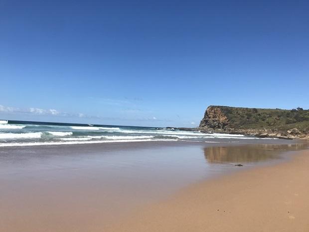 Australialaista rannikkoa