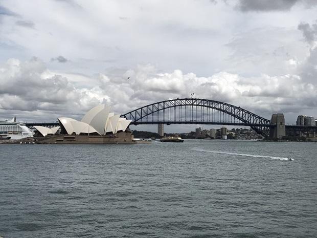 Vaihto-oppilas Sydneyssä