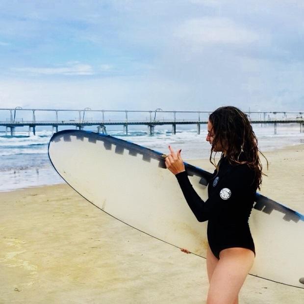 Vaihtari ja surffilauta