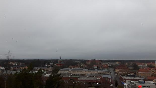Vaihtarin reissu Söderhamiin