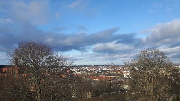Uppsalan maisemia