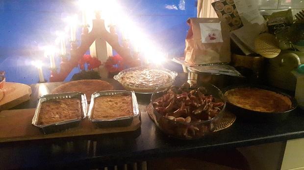Swedis-Finnish Xmas foods