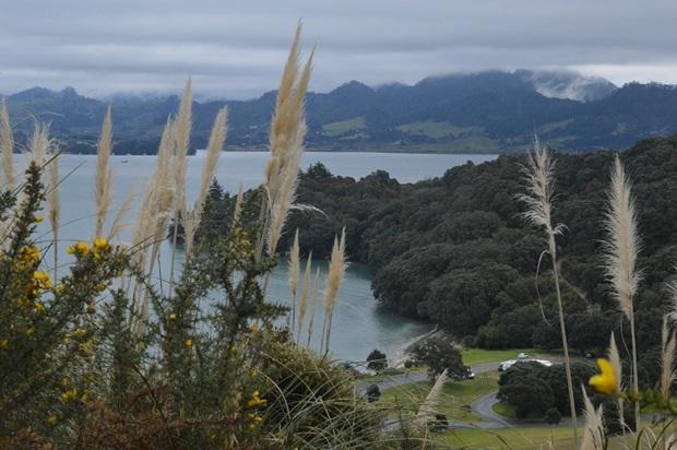 Uuden-Seelannin maisemia
