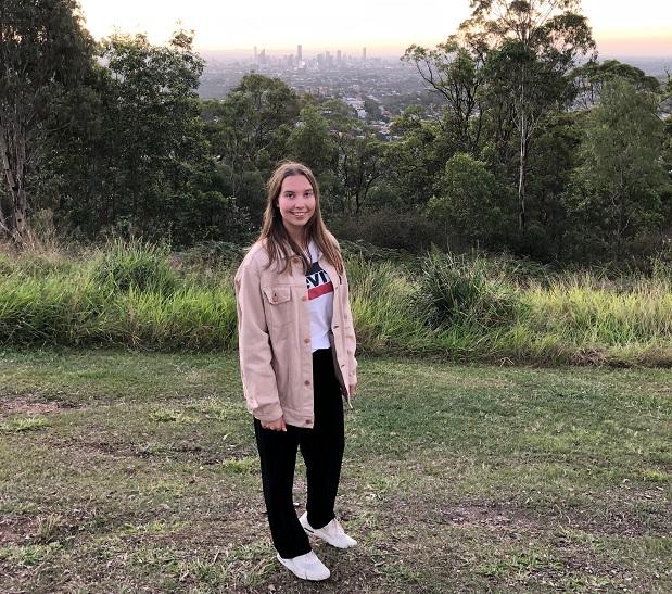 Exchange student in Australia