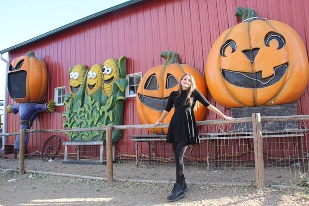 Iolanda a Halloween