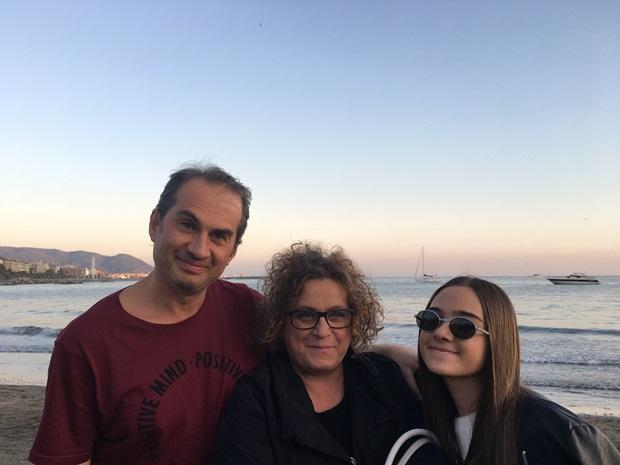 avellino italy host family
