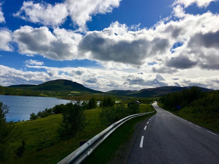 Vakker norsk natur