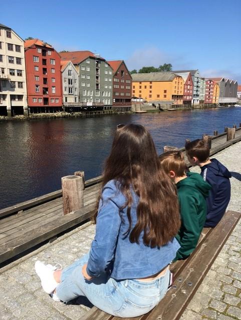 bygninger i Trondheim
