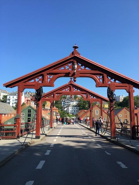 krike i Trondheim