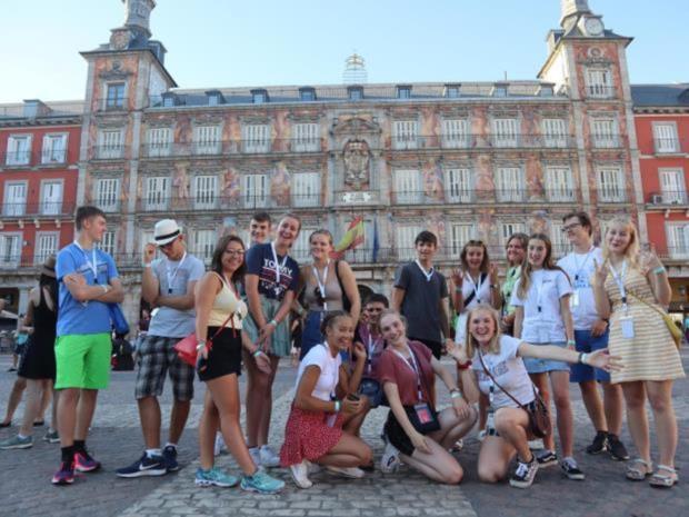 utvekslingsstudenter fra Norge
