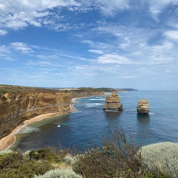 Den australske kysten