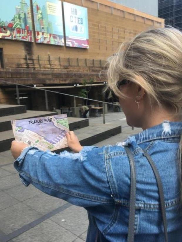 turist i queensland