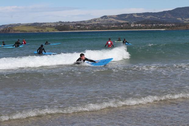 gutt surfer