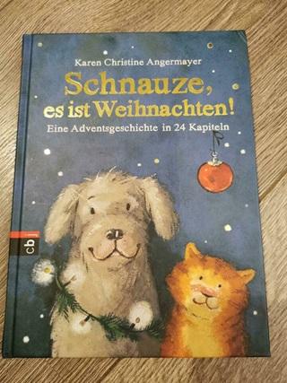 En tysk barnebok som består av 24 korte kapittler, en type julekalender