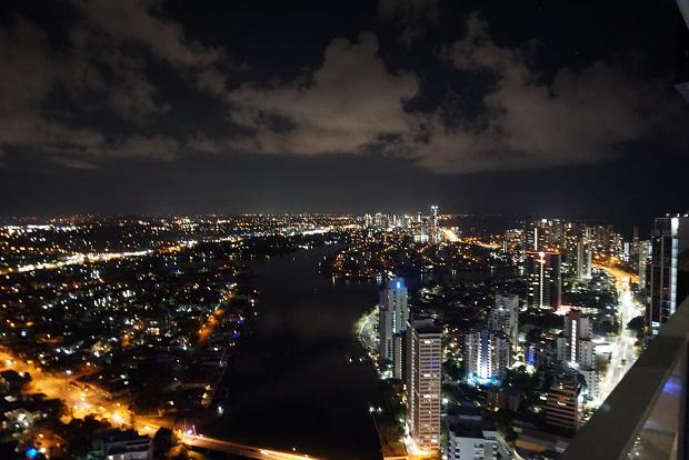 utsikt över stad
