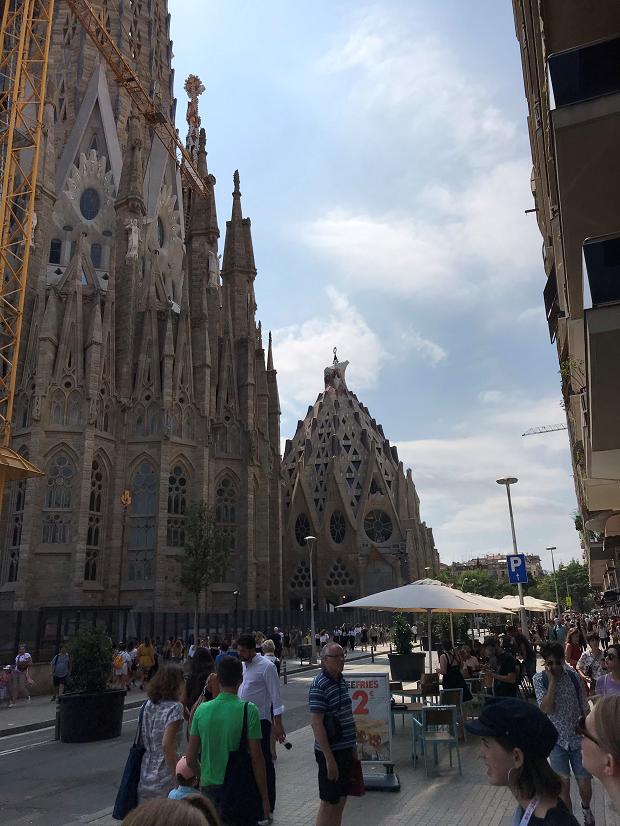 Kyrka i Spanien