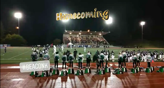 homecoming fotboll