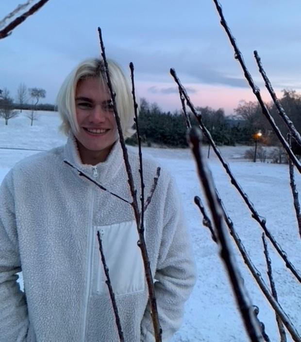 Utbytesstudent upplever vinter i Alabama, USA