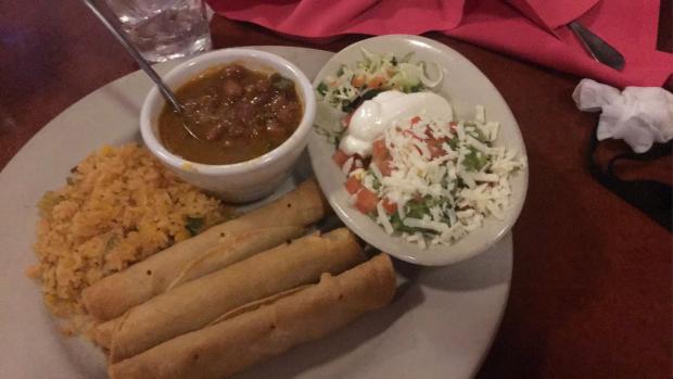 Matkulturen i Texas, USA