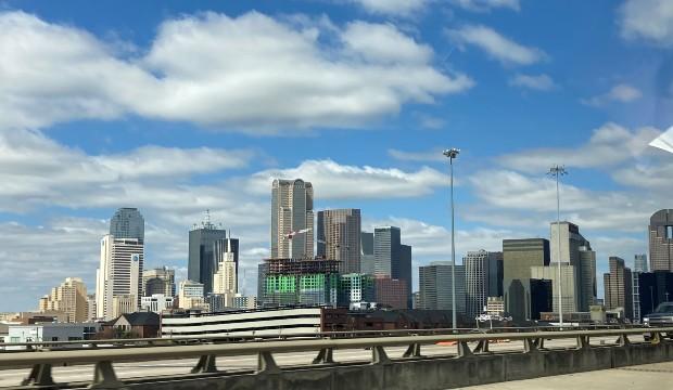 Skyline i Texas