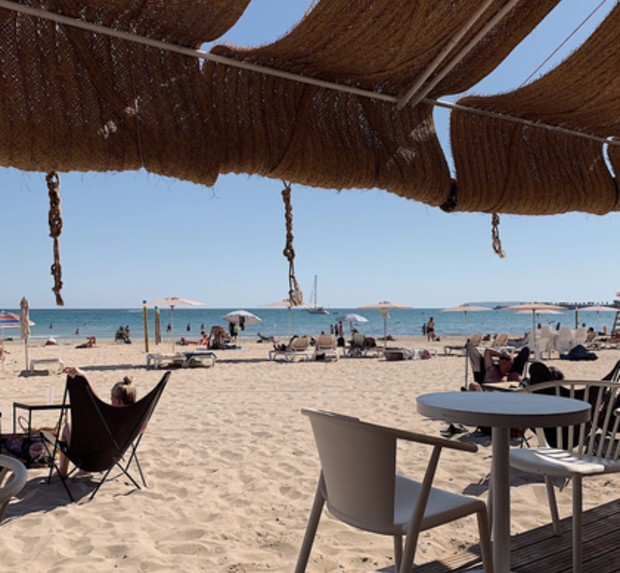Strand i Alicante