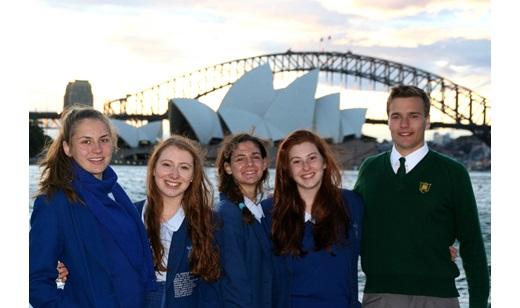 Scuola superiore in Australia