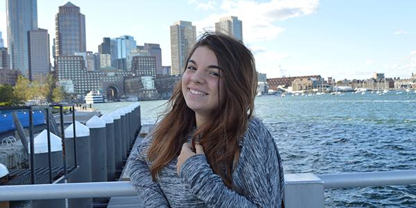 Exchnage student negli Stati Uniti in gita a Boston